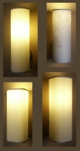 sample wall lights